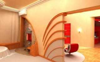Внутренняя отделка декоративной штукатуркой: как выбрать для внутренней отделки