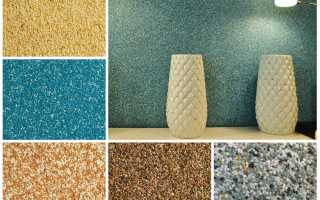 Мраморная штукатурка в декоре интерьера: состав и нанесение