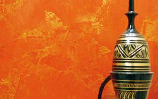 Марокканская штукатурка: объясняем как правильно нанести раствор!
