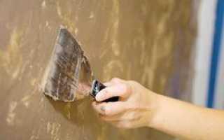 Как подготовить стены под венецианскую штукатурку — фото