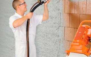 Способы нанесения штукатурки на стену Шуба, Короед, фото и видео