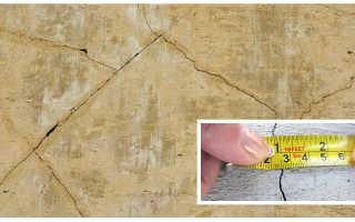 Как заделать трещины в штукатурке и избежать их появления?
