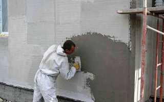 Внутренние и внешние работы на фасаде теплой штукатуркой своими руками: фото, отзывы