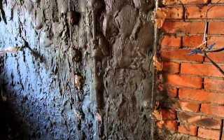 Как штукатурить стены цементно-песчаным раствором?