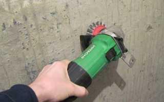 Подготовка стены под штукатурку: разметка и установка маяков — фото и видео инструкция