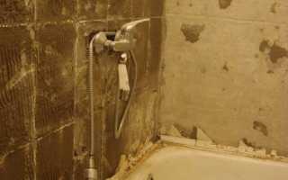 Штукатурка стен в ванной комнате своими руками: фото и видео инструкция