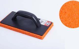Губчатая терка для штукатурки, шлифовка и затирка стен