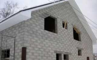 Внутренняя штукатурка стен дома из газобетона: фото и видео инструкция