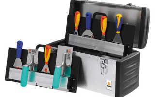 Обзор лучших инструментов для нанесения штукатурки