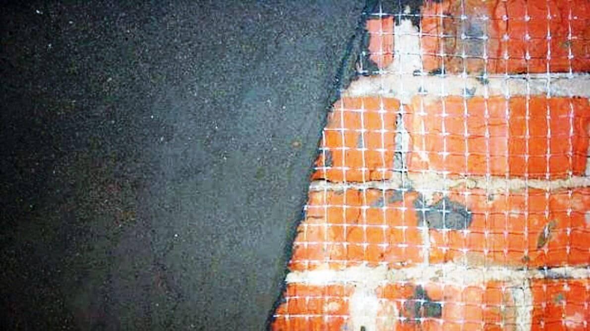 армирование цементной штукатурки