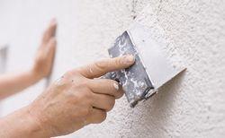 Учимся штукатурить стены под покраску