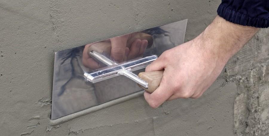 подготовка стены перед нанесением штукатурки