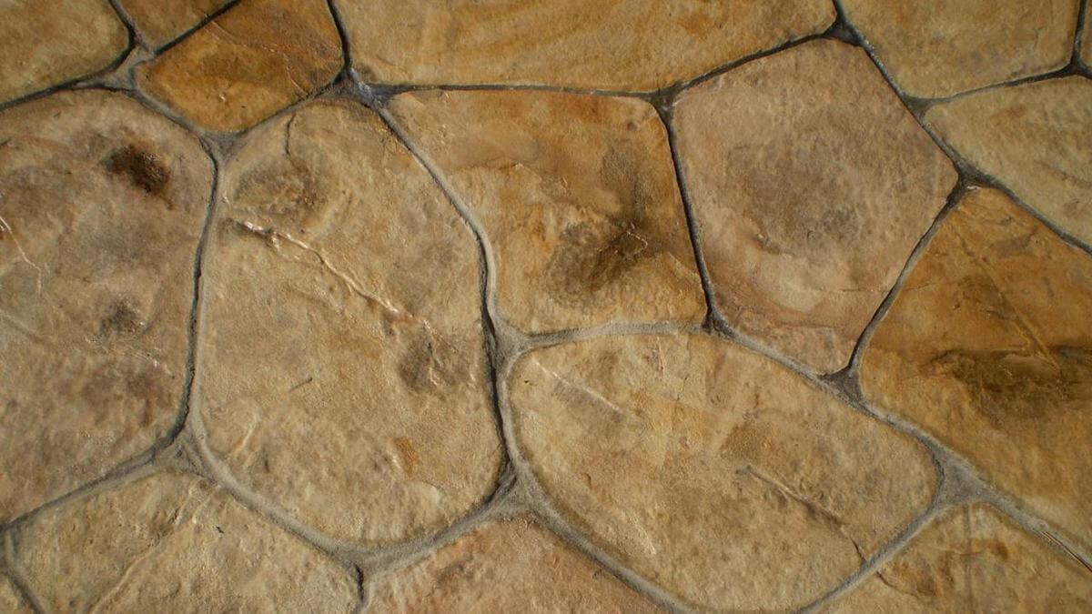 имитация каменной кладки из кирпича