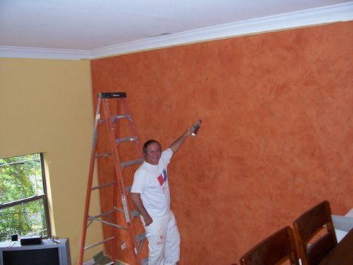 Готовая стена