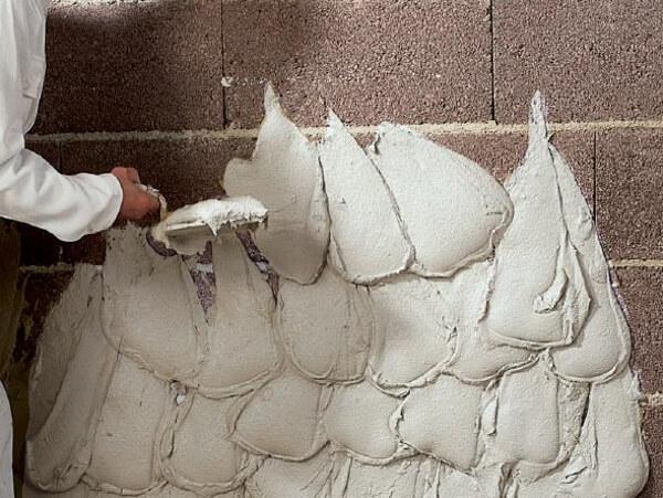 высыхание штукатурки из гипса