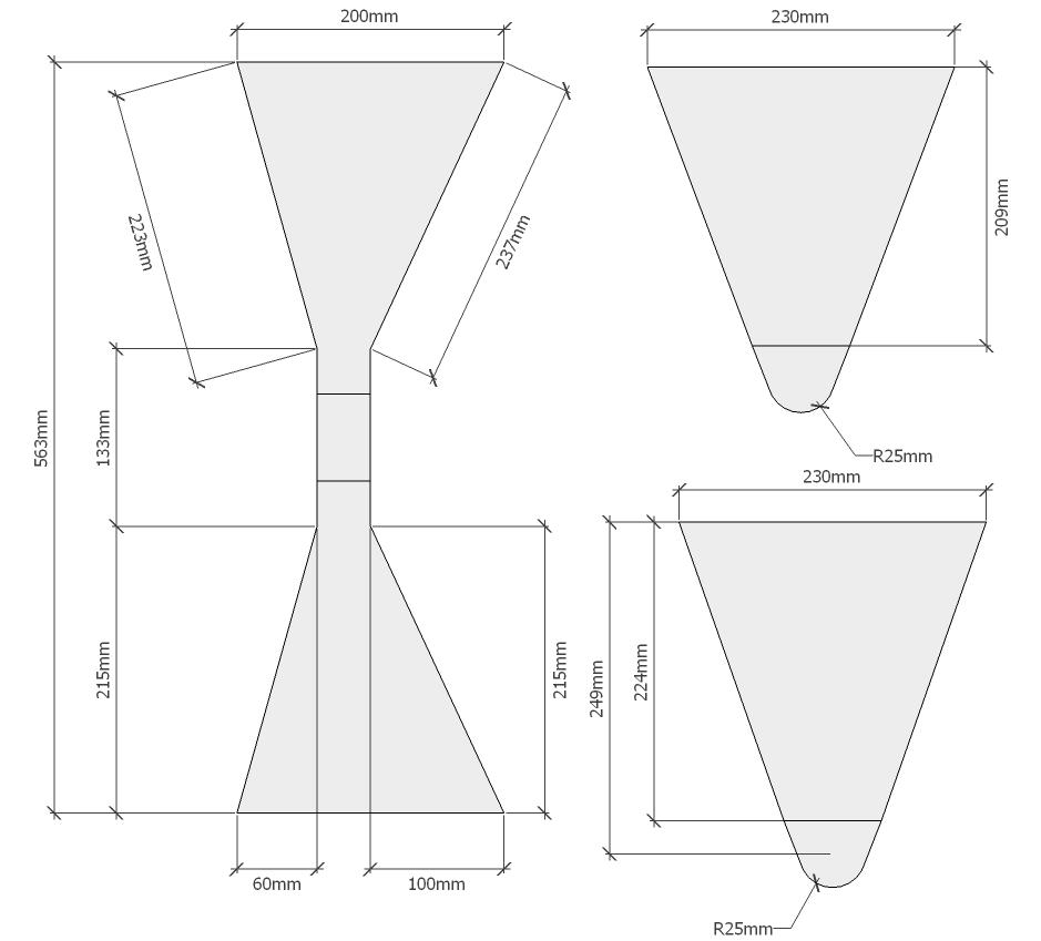 схема пневмоковша