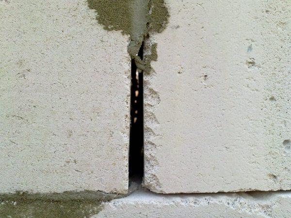 Штукатурка газоблока