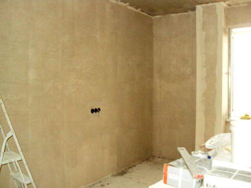 Как выравнять стены?
