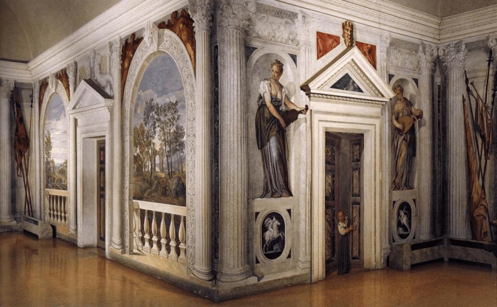 штукатурка фреска
